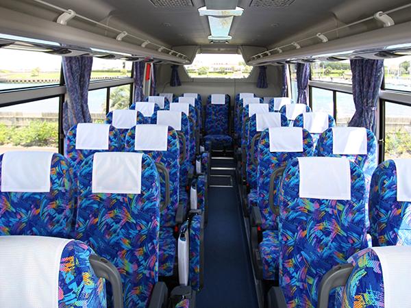 バス(座席)